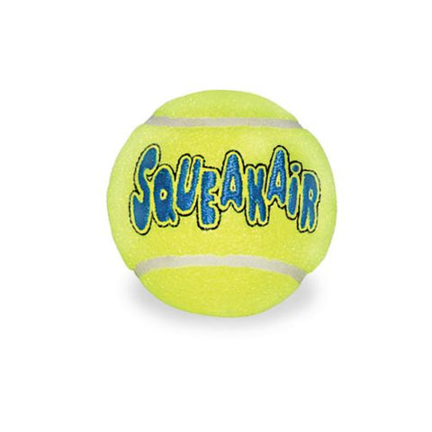 KONG AirDog Squeakair Ball Dog Toy (Single & Multi-Packs Available)