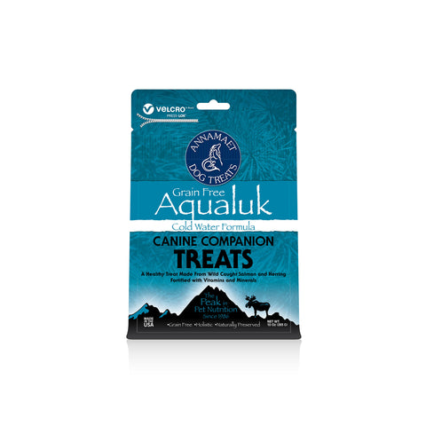 Annamaet  Grain Free Aqualuk Formula Canine Companion Dog Treats