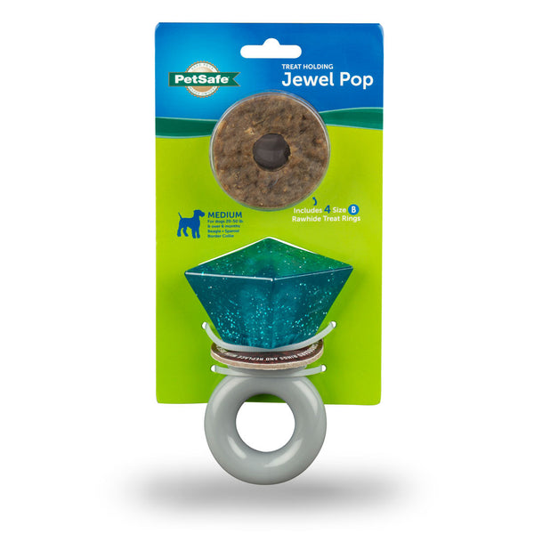 PetSafe® Treat Holding Jewel Pop Large