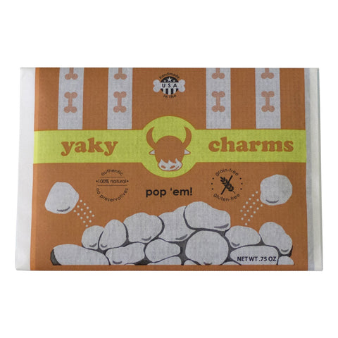 Himalayan Dog Chew Yaky Charms Dog Treats