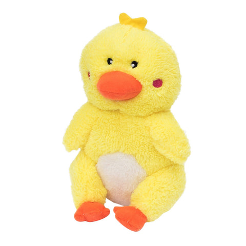ZippyPaws Cheeky Chumz Duck Plush Dog Toy