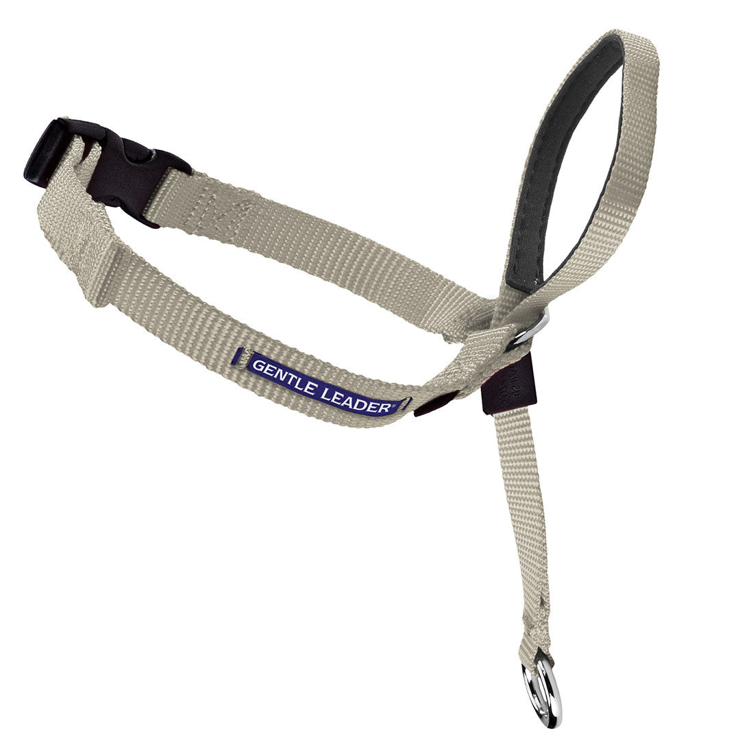PetSafe Gentle Leader® Headcollar, No-Pull Dog Collar Fawn