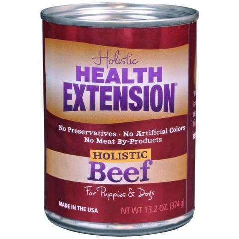 Health Extension Meaty Mix Beef Canned Dog Food