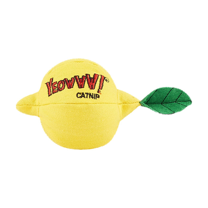 Yeowww! Lemon Catnip Toy
