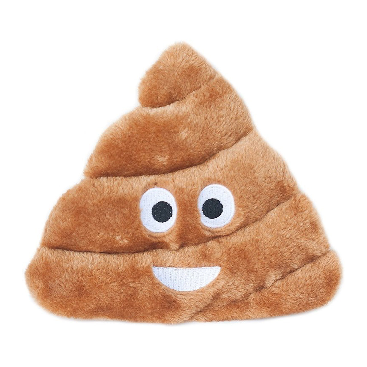 ZippyPaws Emojiz Pile o' Poo Dog Toy