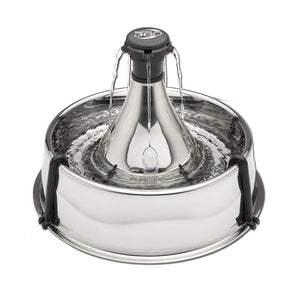 PetSafe® Drinkwell® Stainless Multi-Pet Pet Fountain