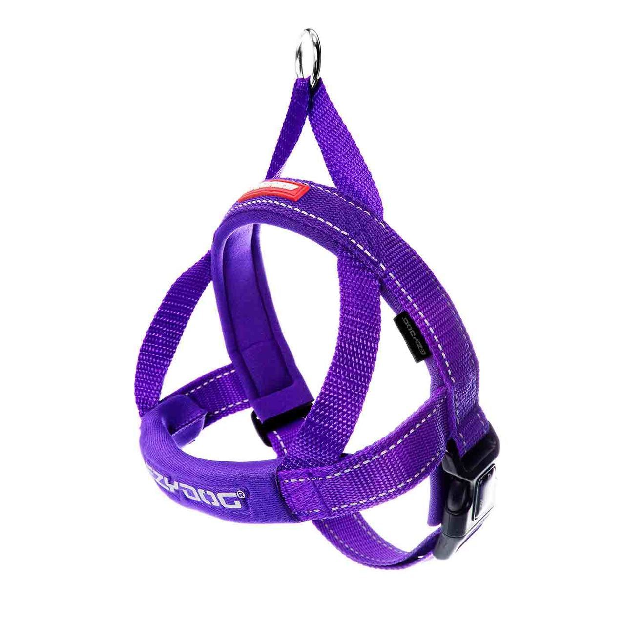 EZYDOG Quick Fit™ Dog Harness in Purple