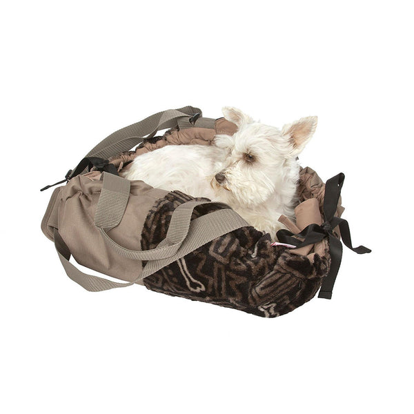 Ultra Paws Ultimate On-The-Go 3 in 1 Transformer Dog Carrier