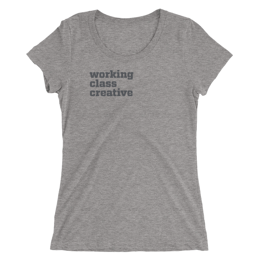 Working Class Creative Women's Tee