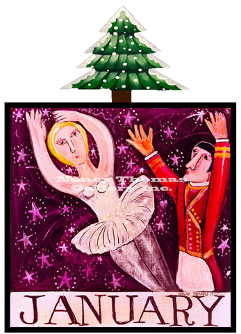 January Nutcracker-Original Series