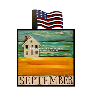 September House-Original Month Series