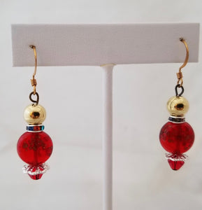 "LT Earrings - ""BALLERINA"""