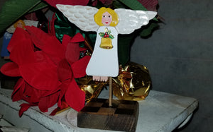 Mini Treetop Angel - Christmas Belle Limited Edition