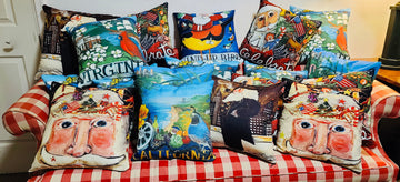 NANCY THOMAS PILLOWS - Choose Your Own Pillow