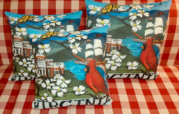 NANCY THOMAS PILLOWS - States - Virginia