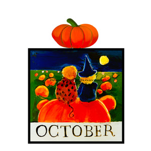 October-Children's Month Series (Pumpkin Patch)