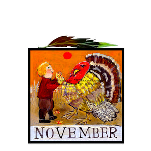 November-Children's Month Series (Turkey)