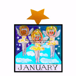 January-Children's Series (Ballet)