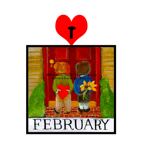 February-Children's Month Series (Valentine)