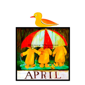 April-Children's Month Series (April Showers)