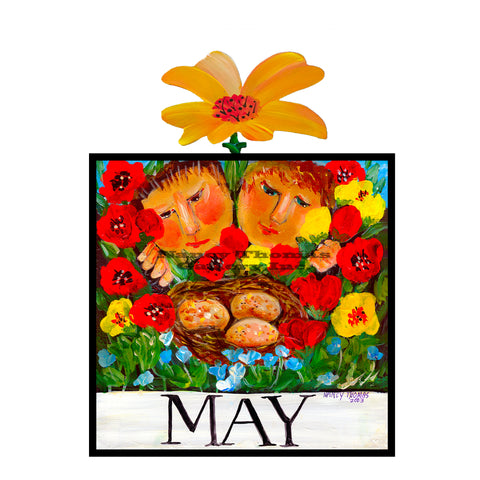 May-Children's Month Series (May Flowers)