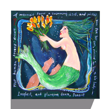 Gallery Canvas - Mermaid