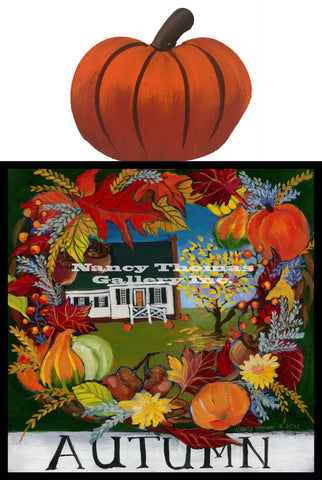 Colonial Williamsburg Seasons-Autumn