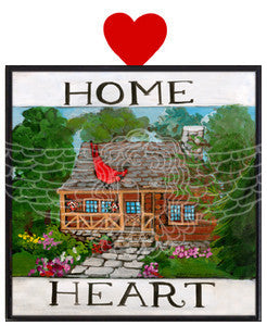 Heart and Home Cabin