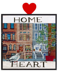 Heart and Home City