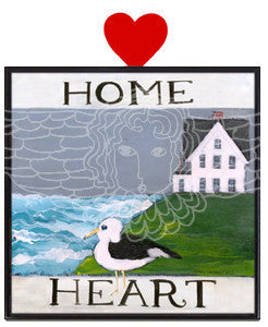 Heart and Home Seaside