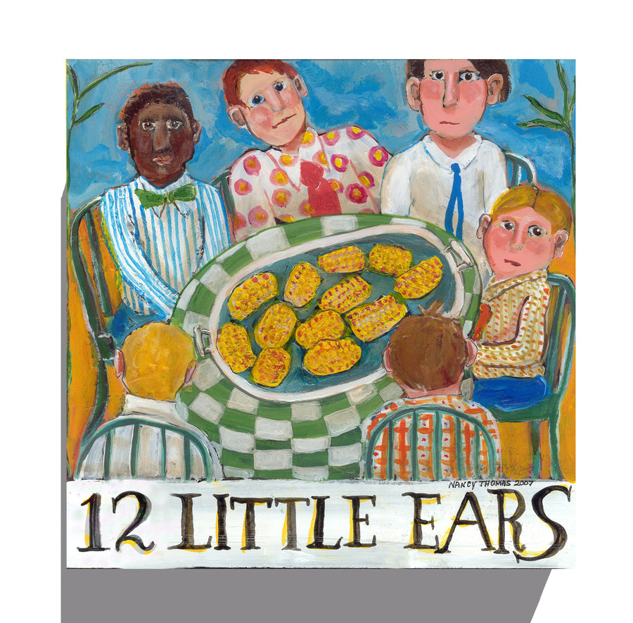 Gallery Grand - 12 Little Ears