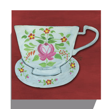 GALLERY GRAND - TEACUPS ~ ENGLISH ROSES