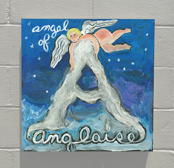 Gallery Grand - ALPHABET of SWEETS - A - Angel of Anglaise