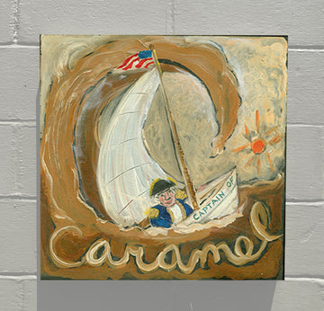 Gallery Grand - ALPHABET of SWEETS - C - Captain of Caramel