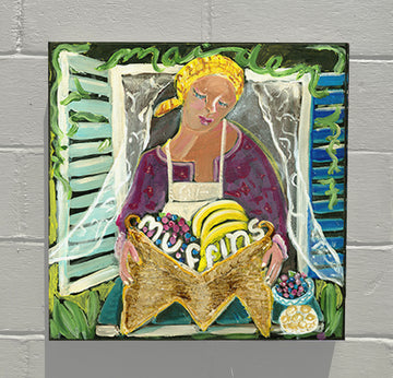 Gallery Grand - ALPHABET of SWEETS - M - Maiden of Muffins