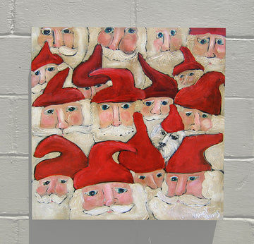 Gallery Grand - Too Many Santas