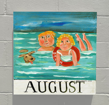 Gallery Grand -  August - Children's Month Series (Beach)