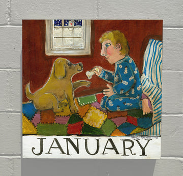 Gallery Canvas - January - Children's Series (Lessons)