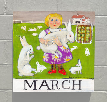 Gallery Grand - March - Children's Month Series (Rabbits)