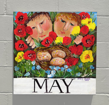 Gallery Grand - May - Children's Month Series (May Flowers)