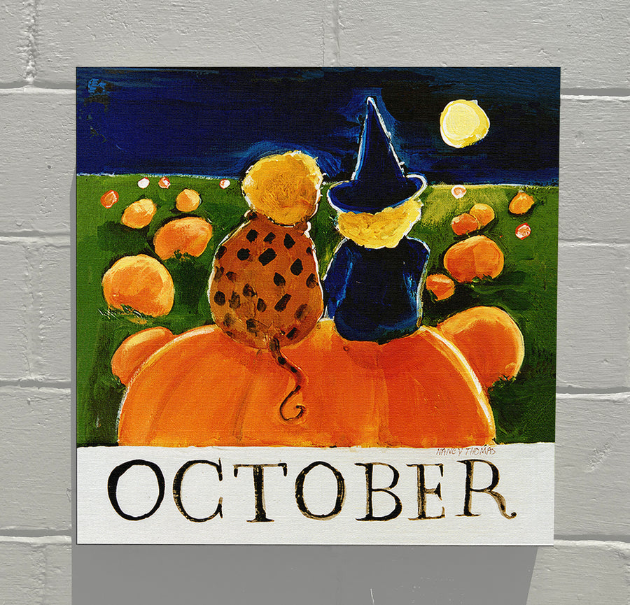 Gallery Grand - October - Children's Month Series (Pumpkin Patch)