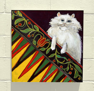 Gallery Canvas - CAT GAMES! Backgammon