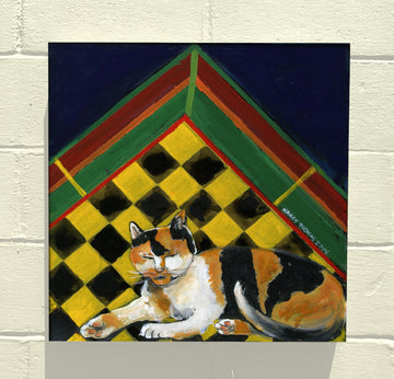 Gallery Canvas - CAT GAMES! Checkers