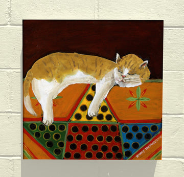 Gallery Canvas - CAT GAMES! Chinese Checkers