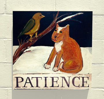 Gallery Canvas - Patience