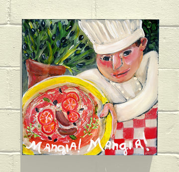 Gallery Canvas - Mangia