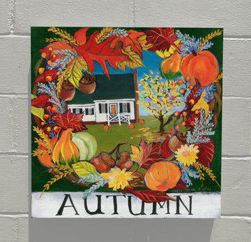 Gallery Grand - Colonial Williamsburg Seasons - Autumn