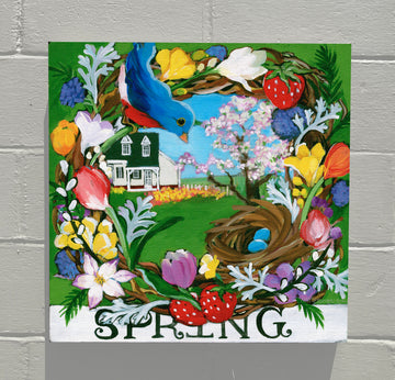 Gallery Canvas - Colonial Williamsburg Seasons - Spring