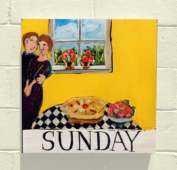 Gallery Canvas - Days of the Week - Original Series - Sunday