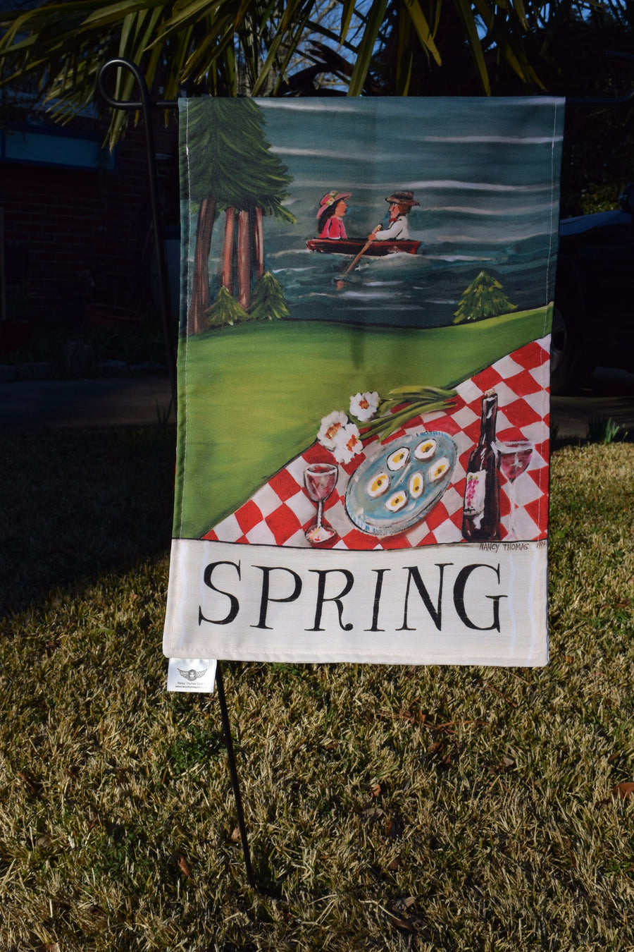 YARD FLAGS - ORIGINAL SERIES - SPRING